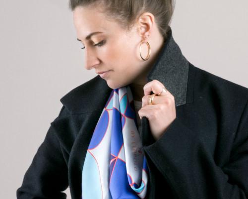L'histoire du foulard